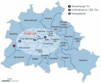 Standort Gatow durch Herzchen markiert - Bild 26: XXL Apartment Berlin *Wohnen auf Zeit* Mit Abstand! Eigene Etage