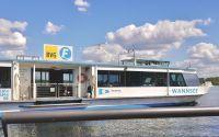 Die BVG Fähre bringt sie von Kladow nach Wannsee - Bild 26: Berlin XXL Apartment an der Badewiese Toplage *WLAN* Hunde